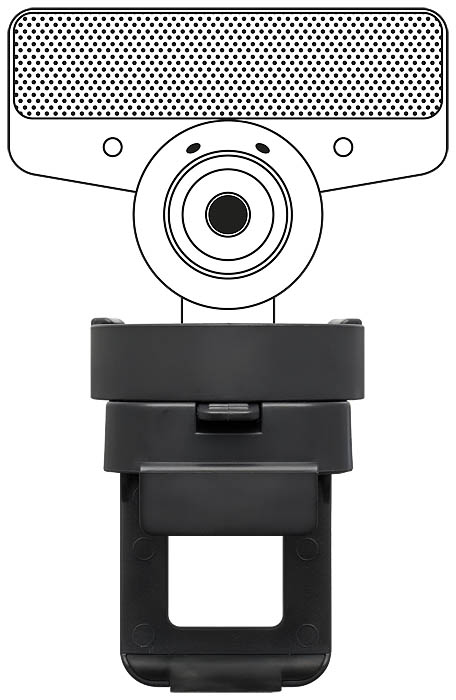 Stand camera per PS eye - Packshot