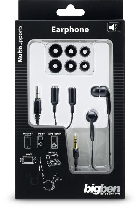 Auricolari Stereo Multiformato - Packshot