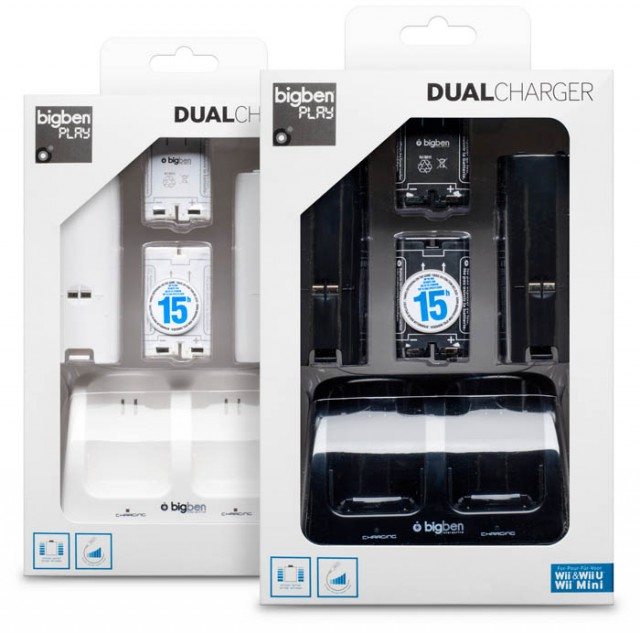 Dual Charger per WII™ - Packshot