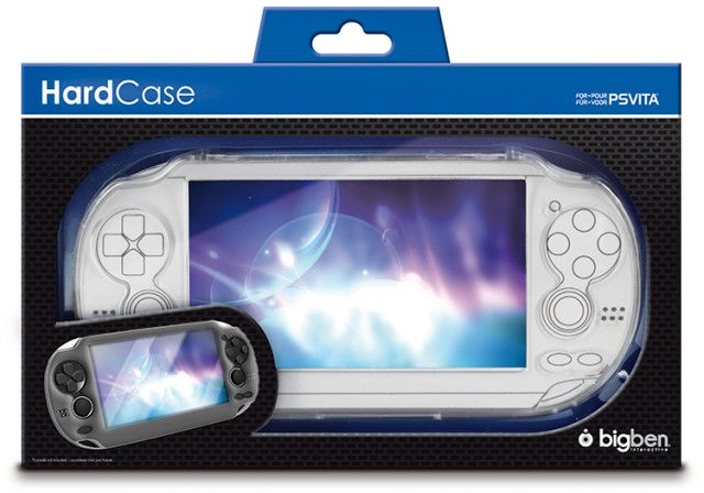 Case in policarbonato PS Vita™ - Packshot