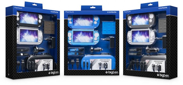 Pack MEGA accessori per PS Vita™ - Packshot