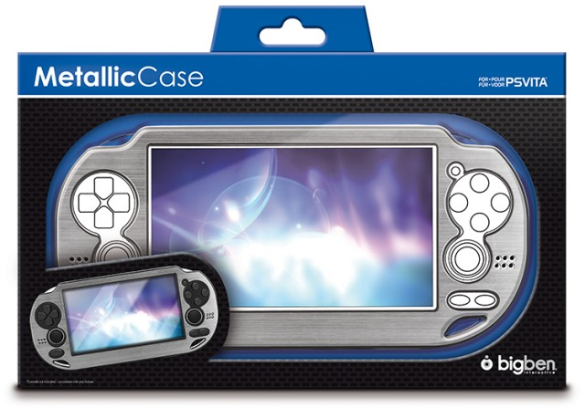 Case Metal per Ps Vita™ - Packshot