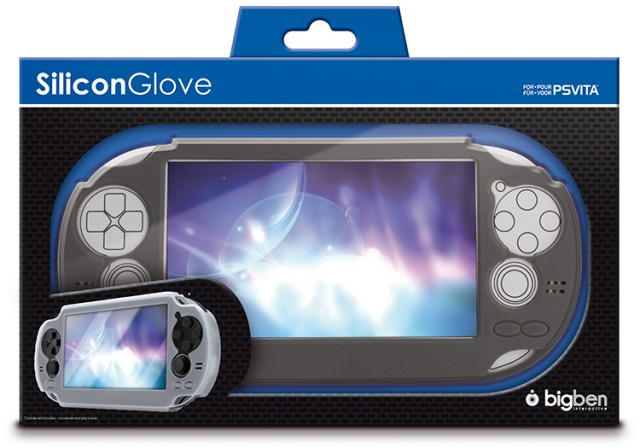Cover in silicone per PS Vita™ - Packshot