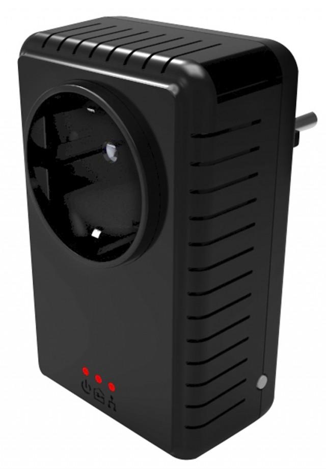 Kit di 2 adattatori di rete CPL (presa elettrica) - 500 Mbps - Packshot