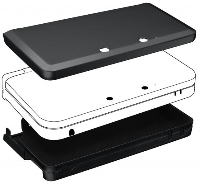 Case Metal per 3DS™ XL - Packshot