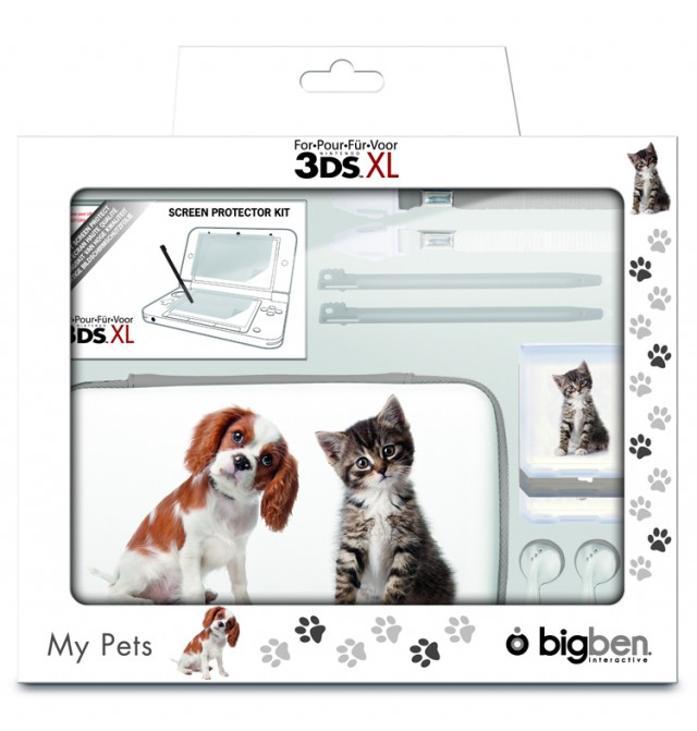 Pack Animal per 3DS™ XL - Packshot