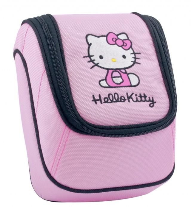 Borsa Zaino ufficiale Hello Kitty® per 3DS™ XL - Packshot