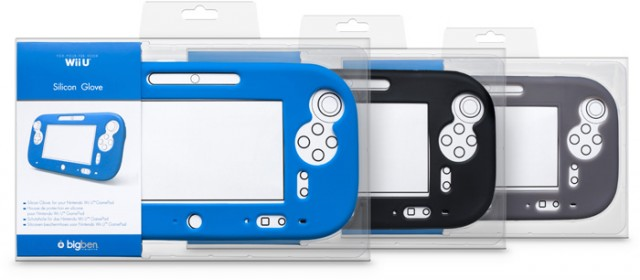 Case in Silicone per Wii U™ gamepad - Packshot