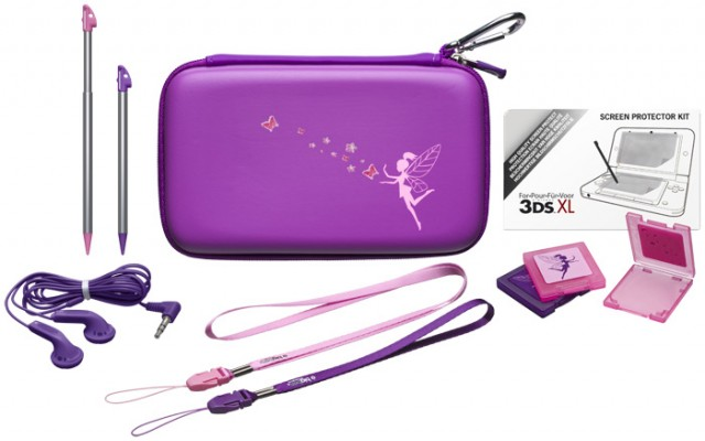 Pack Fairy per 3DS XL / 3DS / DSi Xl - Packshot
