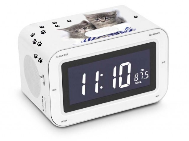 Radio sveglia RR30 (CATS) - Packshot
