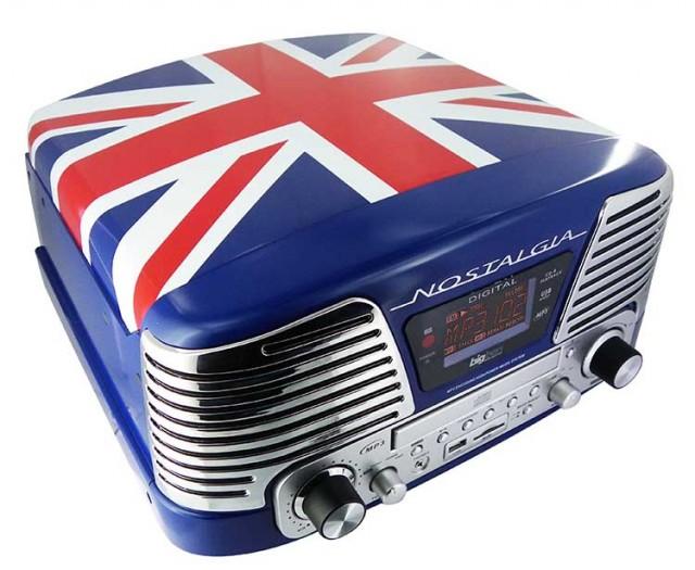 Giradischi TD79 (Gran Bretagna) - Packshot