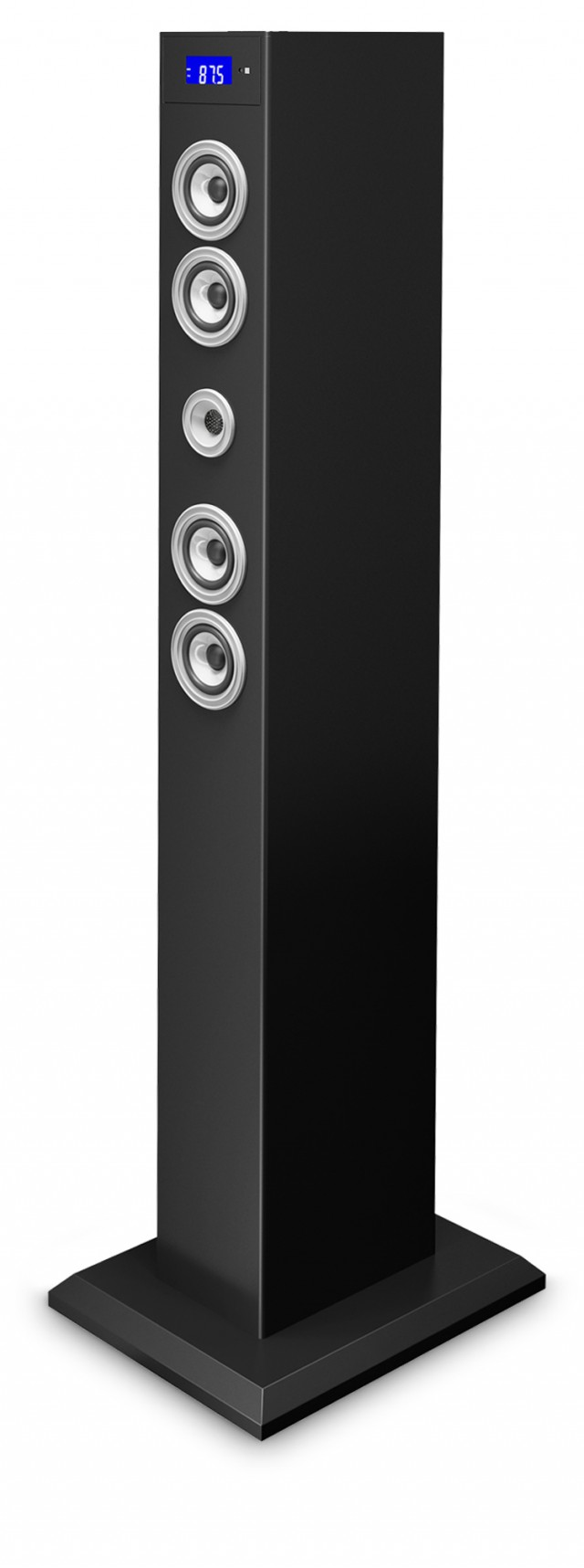 Torre Multimediale docking + micro USB Nera Bluetooth® - Packshot