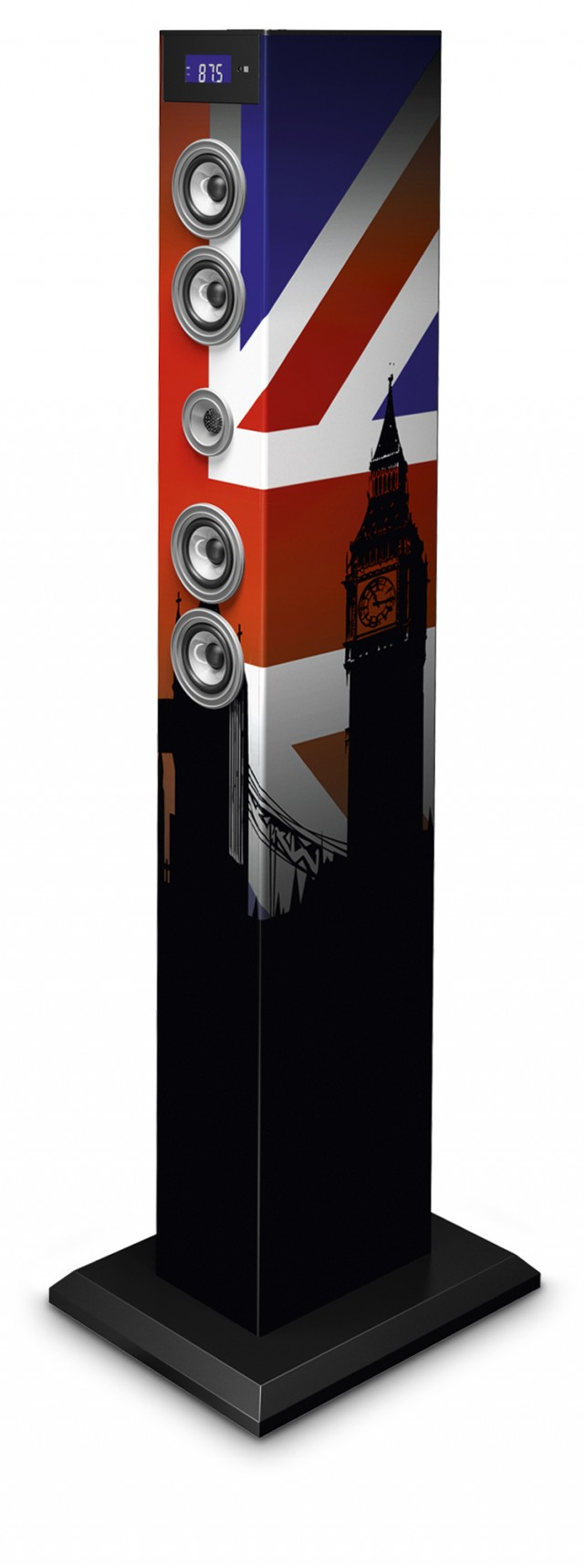 Torre Multimediale docking + micro USB UK BIG BEN Bluetooth® - Packshot