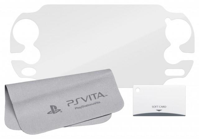 Officiel protect kit for PSVITA™ - Packshot