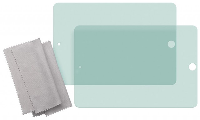 Set of two transparent screen protector for iPad® Mini - Packshot