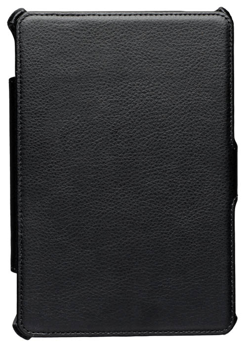 Black slim flap case for iPad® Mini - Packshot