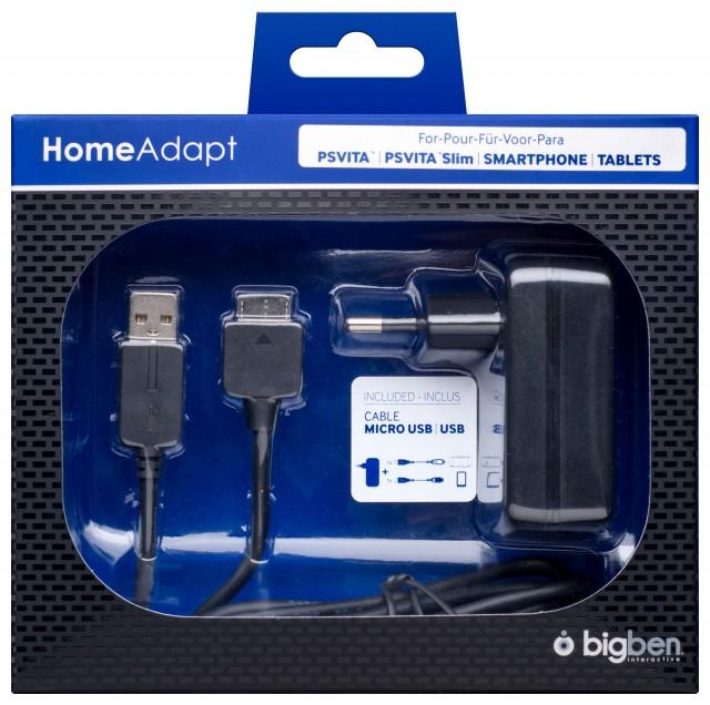 Home adapter for PSVita™ - Packshot