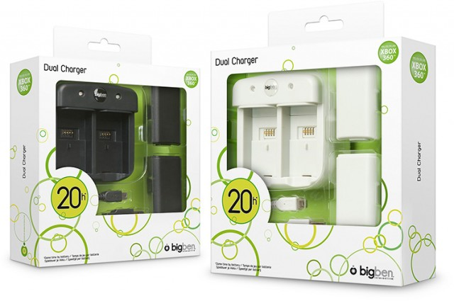 Dual Charger per XBOX360® - Packshot