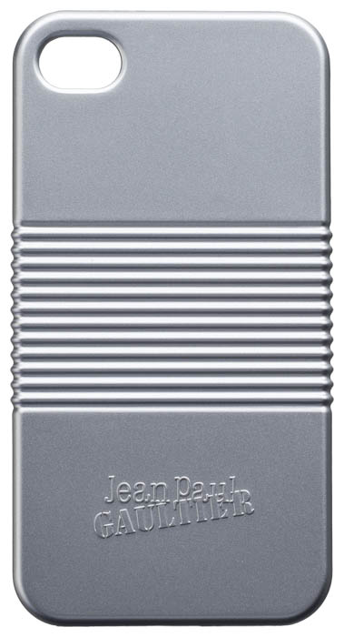 Tin Can Case Jean Paul Gaultier (Silver) - Packshot