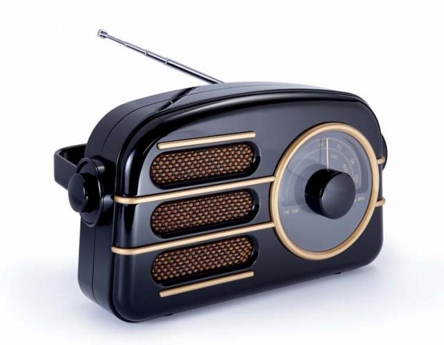 """""""Art Deco"""" Portable Radio – Immagine #1"""