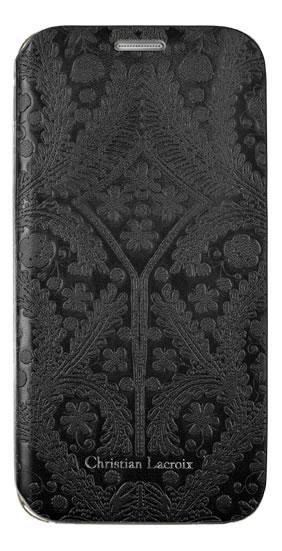 "Christian Lacroix Folio Case ""Paseo"" (Jais) - Packshot"