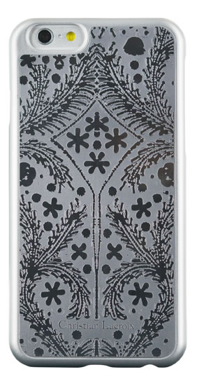 "Christian Lacroix Hard Case ""Paseo"" (Silver) - Packshot"