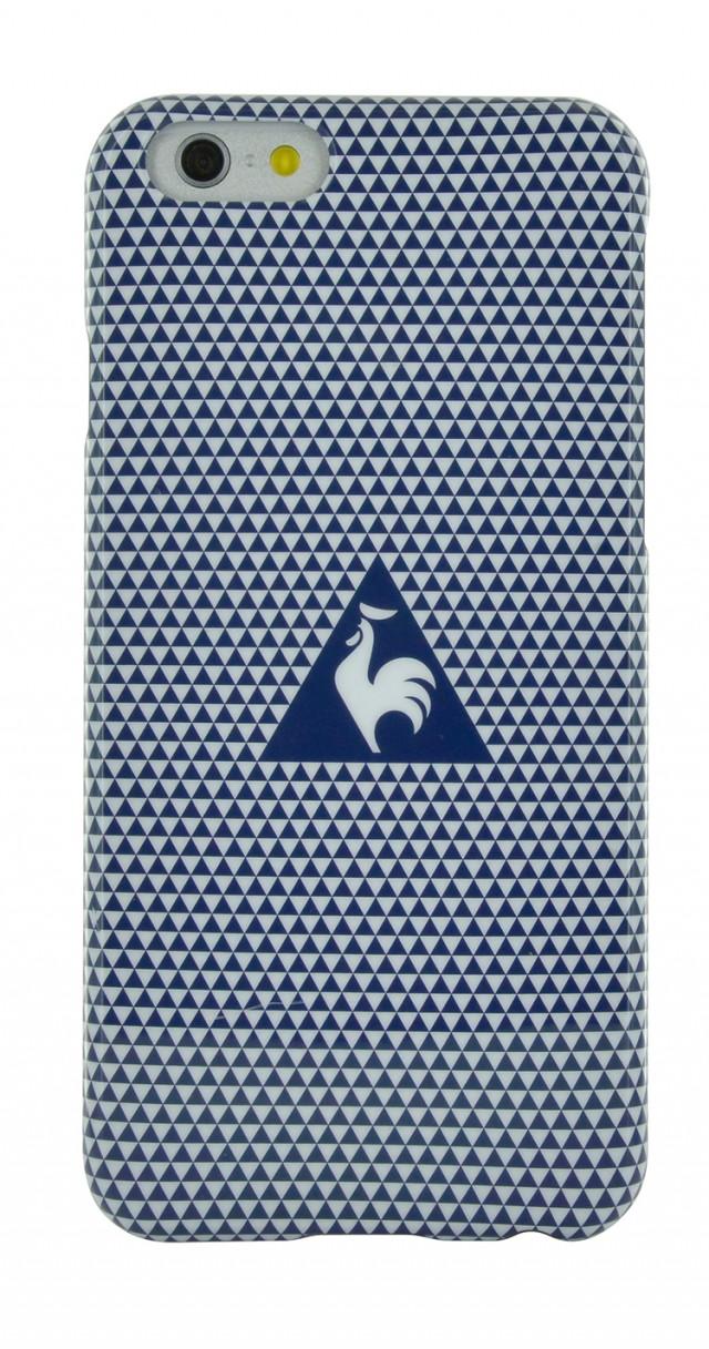 """LE COQ SPORTIF Soft Case Stripes"""" (Blue)"""" - Packshot"""