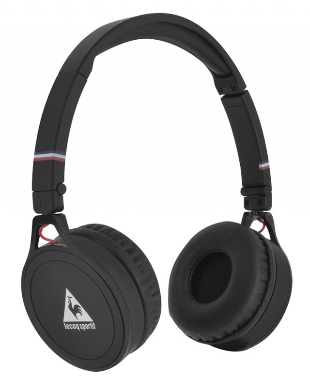 "Le Coq Sportif Wireless Headset Core"" (Black)"" - Packshot"