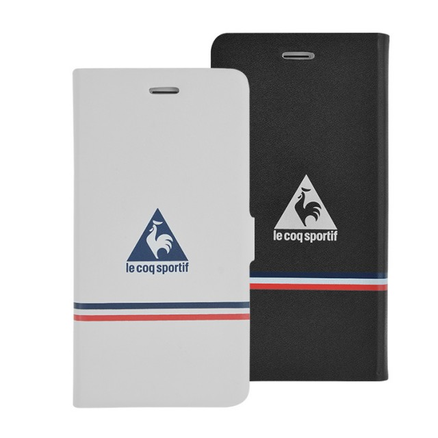 LE COQ SPORTIF Flap Case 'Reversible' (Bianco, Nero) - Packshot