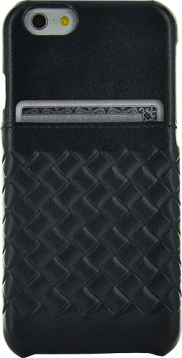 Hard Case Leather (Black) - Packshot