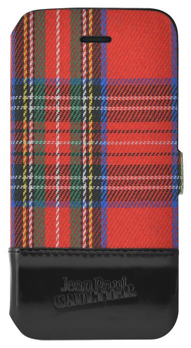 Jean-Paul Gaultier Folio Case Tartan (Red) - Packshot