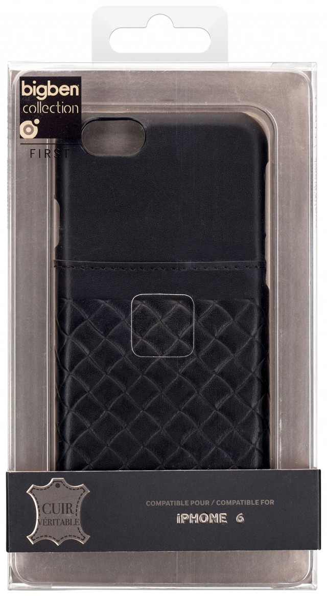 Hard Case Leather (Black) – Immagine
