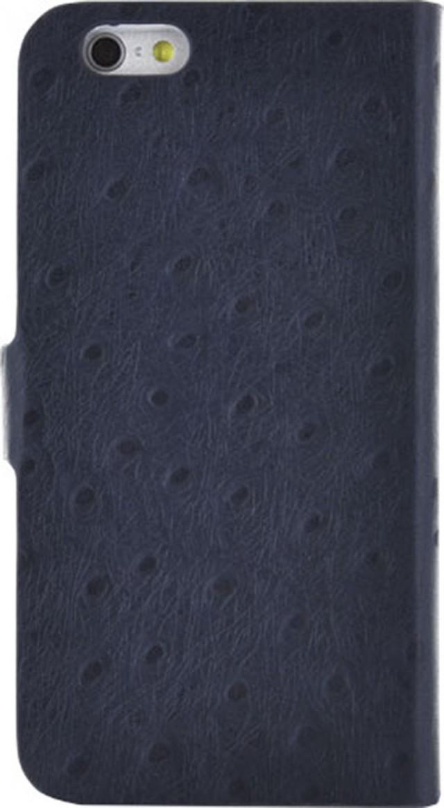 Folio Case 'Ostrich' (Blue) – Immagine #1