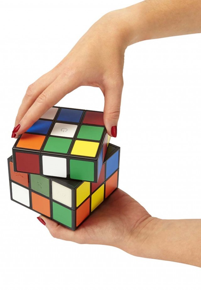 Rubik's Alarm Clock – Immagine