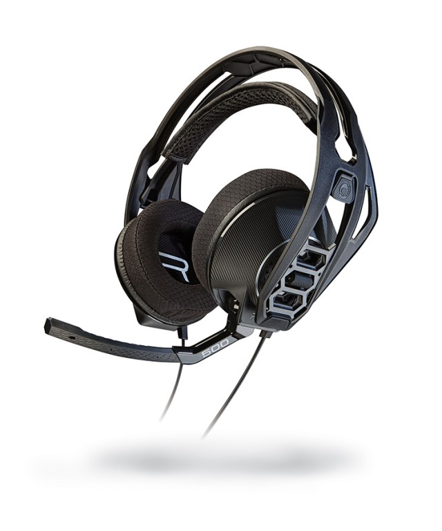 PLANTRONICS Gaming Headset RIG 500HS - Packshot