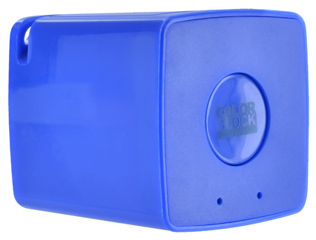 COLORBLOCK Mini Bluetooth® Speaker - Packshot