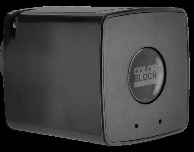 COLORBLOCK Mini Bluetooth® Speaker (Black) - Packshot