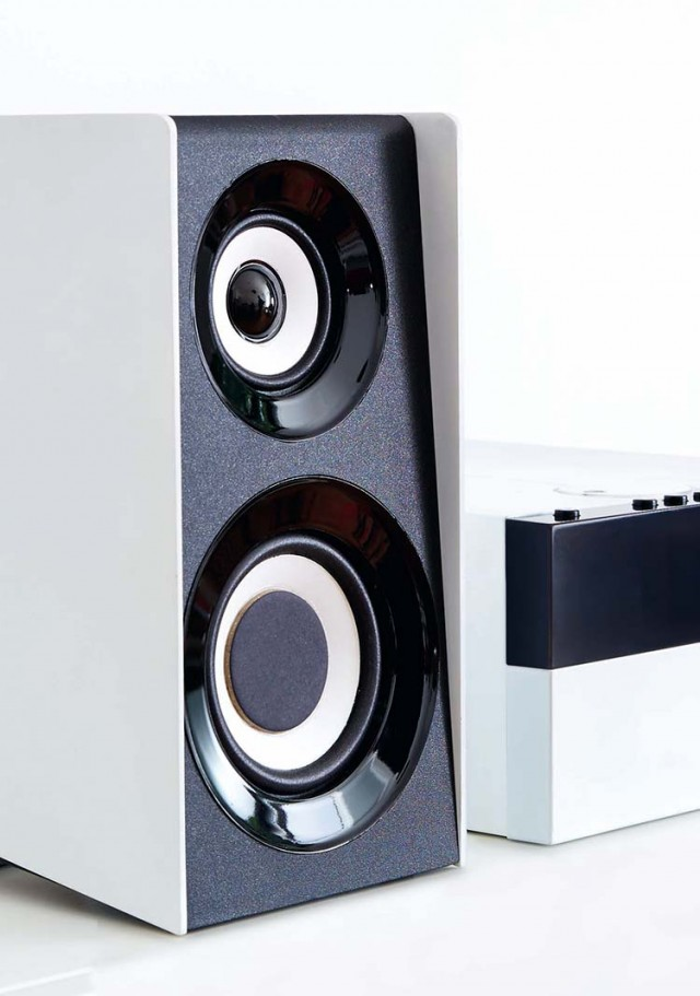 THOMSON CD/MP3/USB Hi-fi system - Packshot