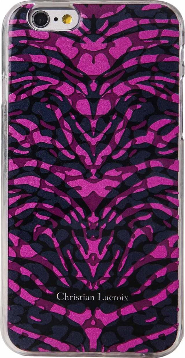 "CHRISTIAN LACROIX Hard Case Pantigre""(Pink)"" - Packshot"