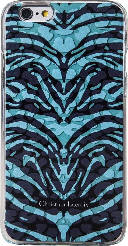 "CHRISTIAN LACROIX Hard Case Pantigre""(Turquoise)"" - Packshot"