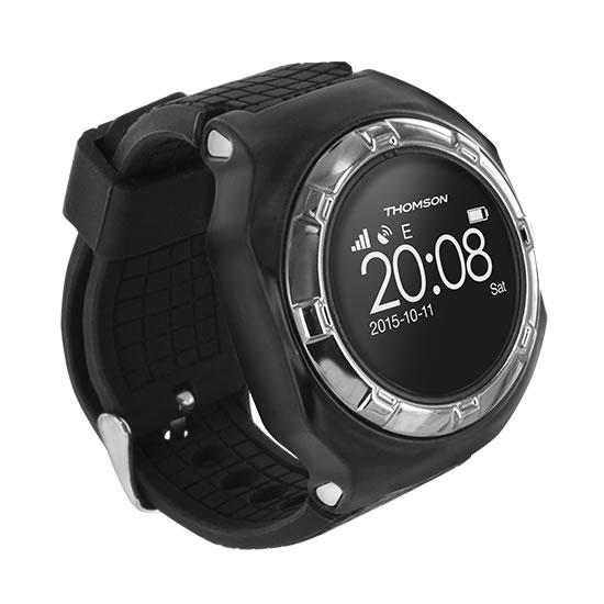 GPS Personal Watch (Black) - Packshot