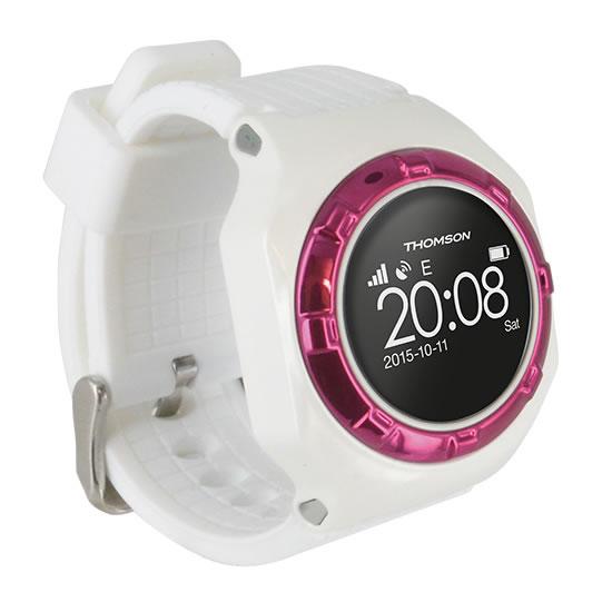 GPS Personal Watch (Pink) - Packshot