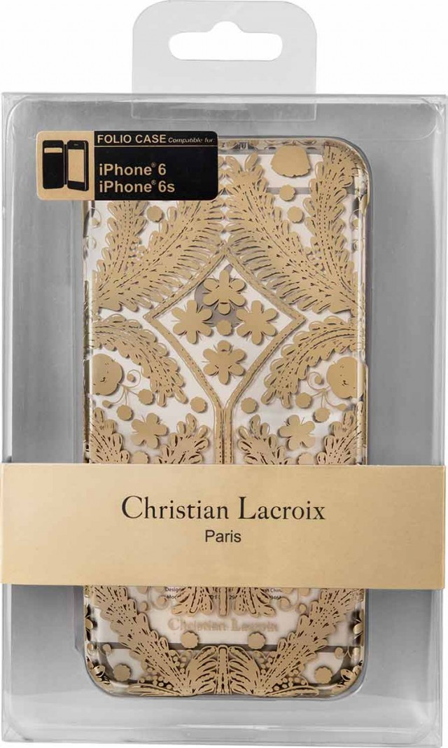 "CHRISTIAN LACROIX Paseo"" (Gold)"" – Immagine #1"