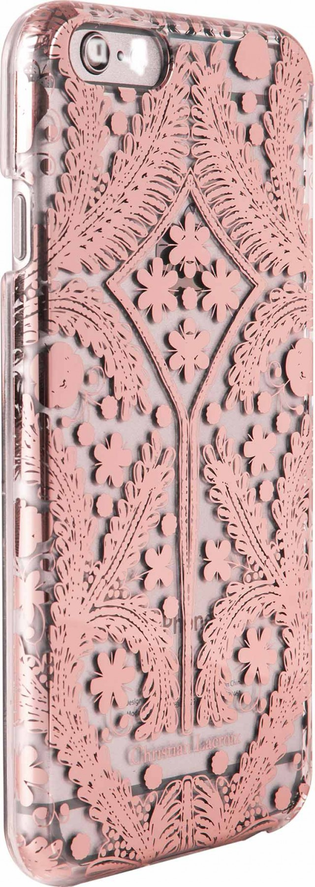 "CHRISTIAN LACROIX Paseo"" (Pink metallic)"" – Immagine"
