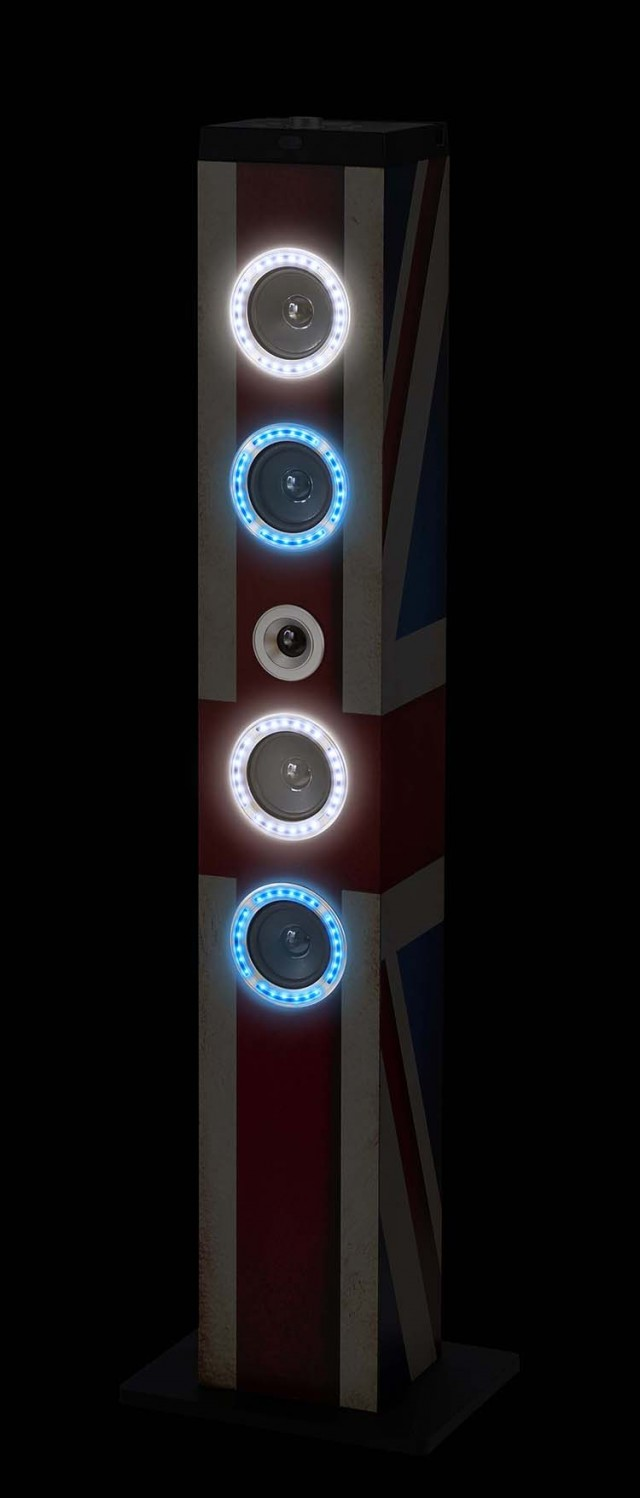 Multimedia Tower UK Shiny – Immagine #1