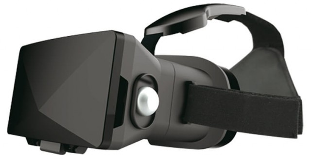 Virtual Reality Headset – Packshot
