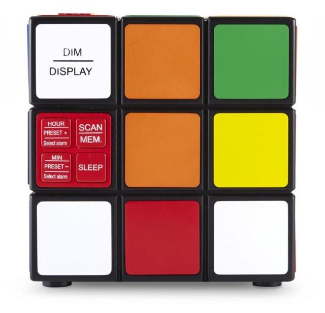Radiosveglia Rubik's® – Immagine