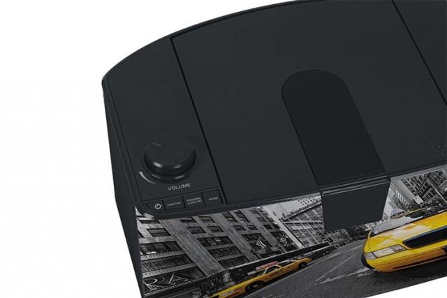 Radio Lettore CD portatile Bluetooth®  Taxi – Immagine #3