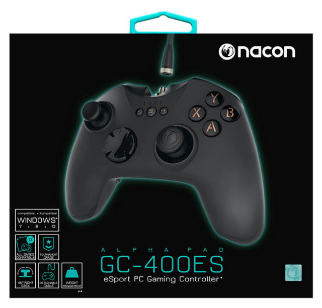 NACON ALPHA PAD PC Game Controller – Immagine#2tutu#4tutu#6tutu