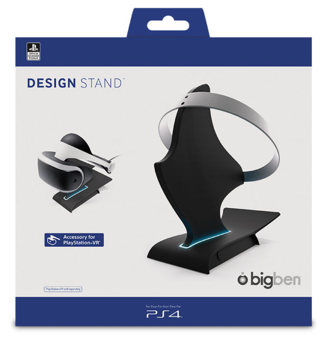 Design stand for PlayStation® VR – Immagine#1